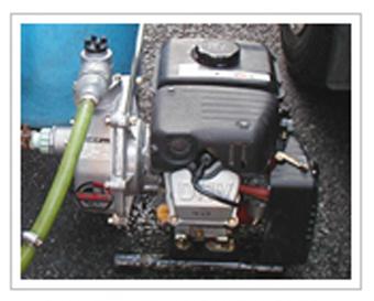 加圧エンジン
